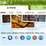 Picnik Review - uploading