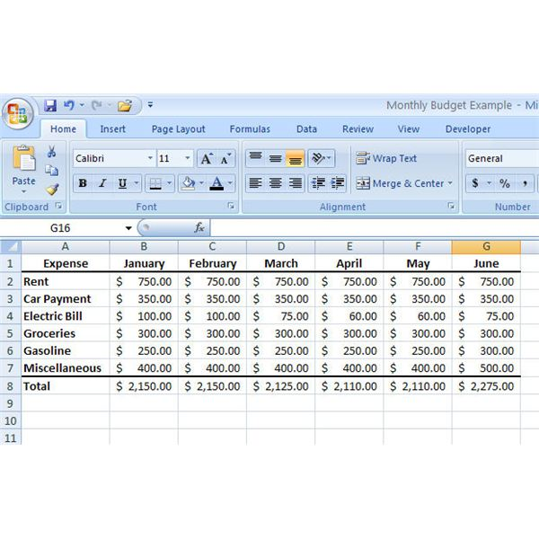 How to Insert Excel Data into Microsoft Word 2007: A Step-by-Step ...