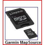 Garmin SD and Micro SD Card