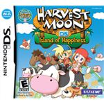 Harvest Moon - Island of Happiness Coverart