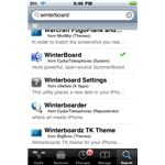 Cydia: Download Winterboard