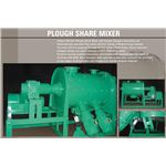 Figure 1 - Plough Share Mixer