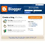 Sign Up for a Free Blog on Blogger.com