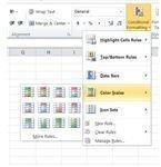 Excel Tutorial: 2010 Conditional Formatting