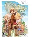 Rune Factory Frontier Wii cover