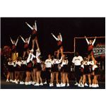 Cheerleading Event Photography - Photograph Noise