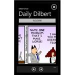DilbertDroid Windows Phone 7 Comic Readers