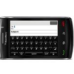 BlackBerry Storm 2 Onscreen keyboard