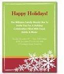Happy Holiday Invitation
