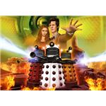 New Doctor Who game City of the Daleks features the Doctors mortal enemies...