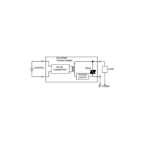 ssr circuit diagram the wiring diagram replacing a mechanical time delay relay a solid state relay circuit diagram