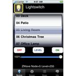 Lightswitch iPhone App