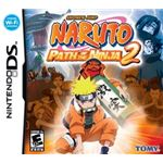 Naruto Path of the Ninja 2 Boxshot