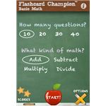 Flashcard Champion Basic Math iPhone App