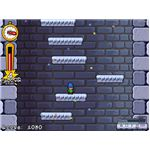 the game icy tower - platform screenshot