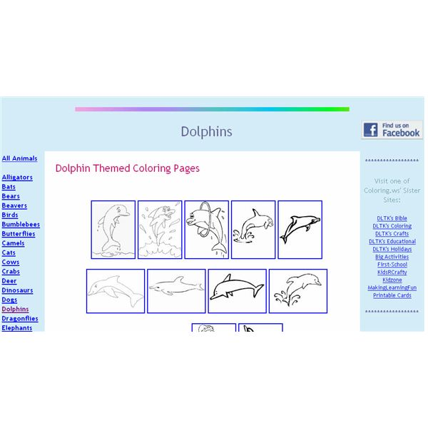 Dolphin Coloring Sheets: 5 Free Resources for Creative Home ...