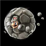 Rock Mario is One of the Newest Forms Nintendo's Mascot Can Take, and It's Pretty Cool