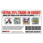 Nintendo DS Trade In Promotion
