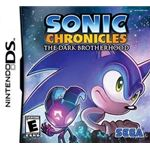 Sonic Chronicles cover art