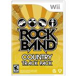 Rock Band Country Track Pack contains over 20 different tracks