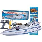 Radio Control Fishing Boat