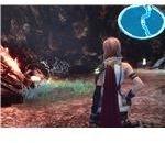 Final Fantasy XIII: Mah'habara entrance.