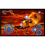 Updated graphics in Earthworm Jim HD