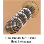 U tube bundle