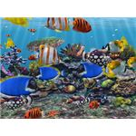3D Fish School - Windows 7 Screensaver