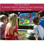 Grade 2 Lesson About Speaking and Listening