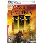 Age of Empires The Asian Dynasties Boxshot