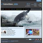 You might wish to look into this website to help kids keep current on science trends