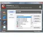 Uninstall Firefox Using CCleaner