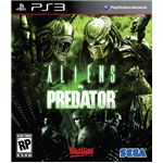 Aliens vs Predator PS3 Cover