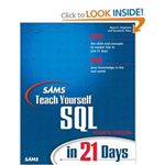 Learn SQL 1
