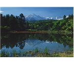Pristeen Mountain Scenery