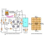 Building Solar Tracker, Circuit Diagram, Image