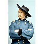 General Armstrong Custer by Roue Hatchet