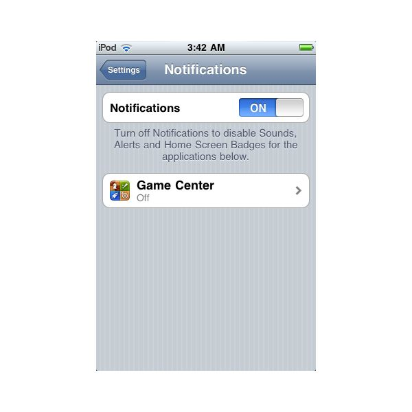 how to send texts on ipod touch
