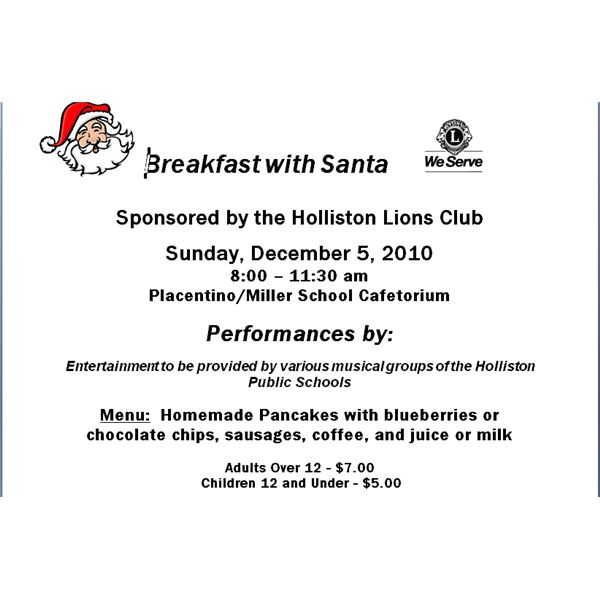 Pancake Breakfast Fundraiser Ideas Breakfast flyer