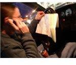 Avoid dangerous behavior while multitasking