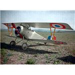 Nieuport World War I Airplane