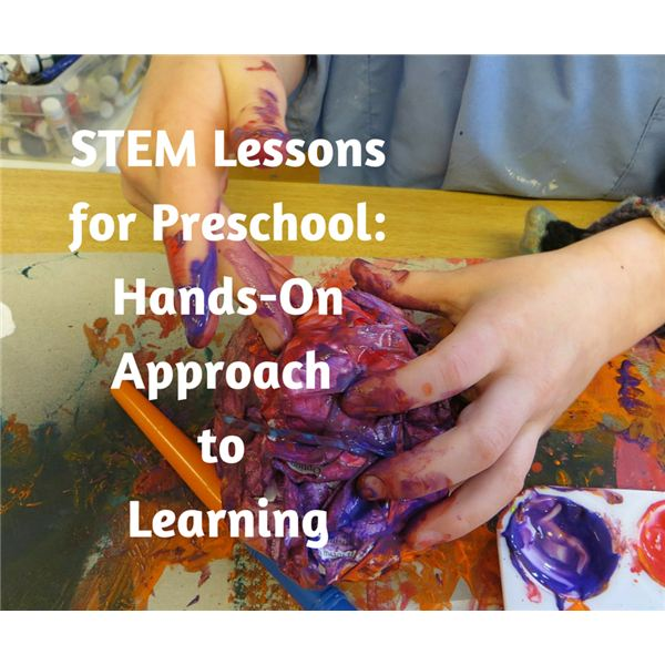 Stem School Kindergarten: STEM Activities & Lessons For Preschool & Primary Grades