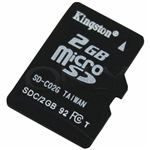 Kingston MicroSD Memory Card Motorola Droid Accessory