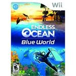 Endless Ocean: Blue World official game jacket