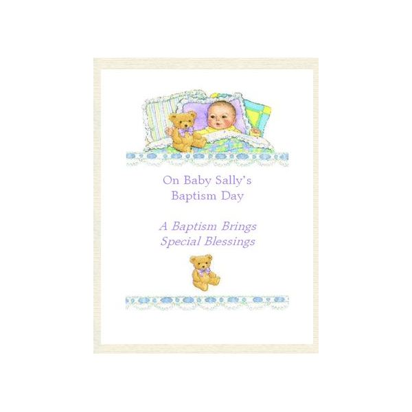 Top nine list of sites offering free printable baptism invitations blue mountain baptism card stopboris Gallery