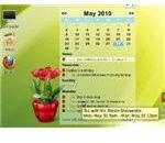 The best Google gadget for a internet calendar - GCalendarPro