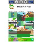 South Park Android Apps - Puzzle: South Park