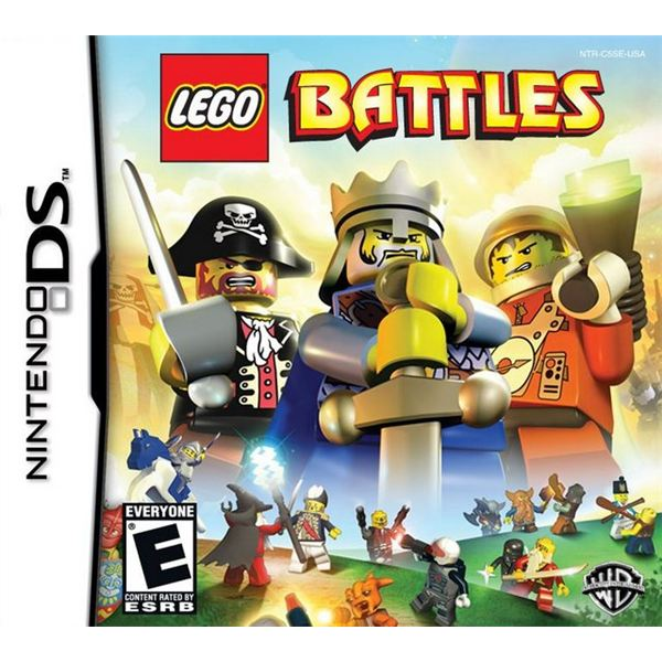 Toy Game On Ds : Lego battles nintendo ds game review not one of your