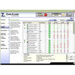 Programs Zone Alarm is monitoring